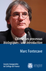 Chimie des processus biologiques ; une introduction