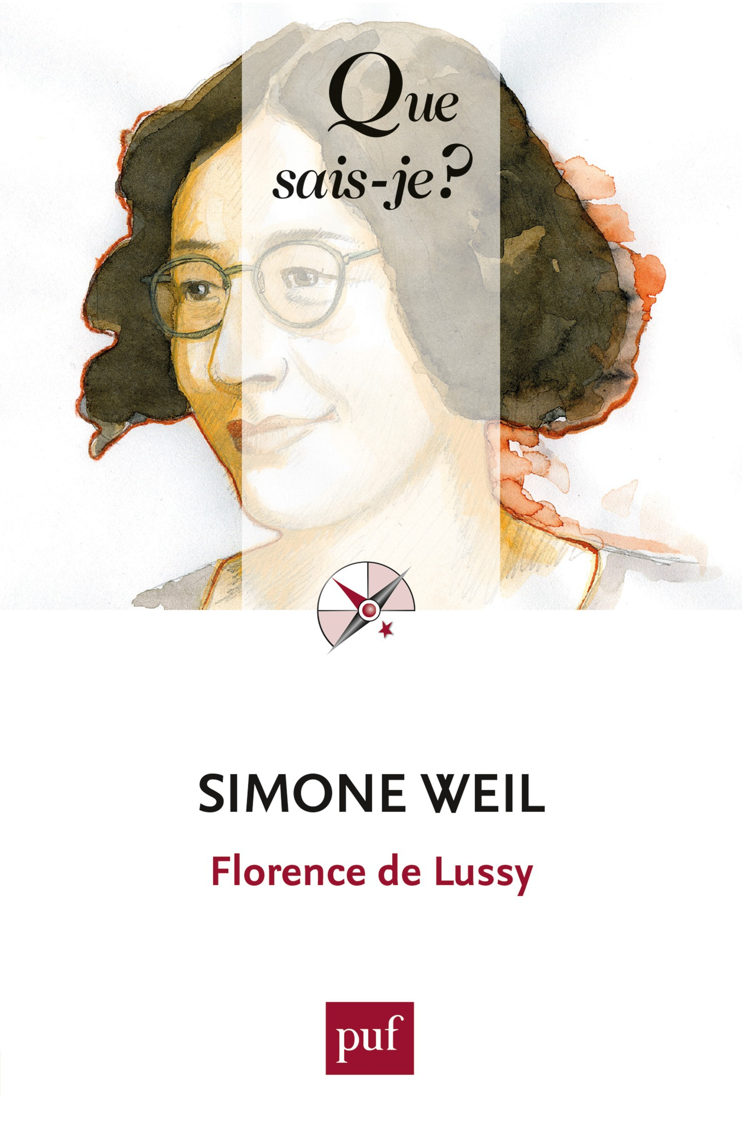 Florence de Lussy Simone Weil