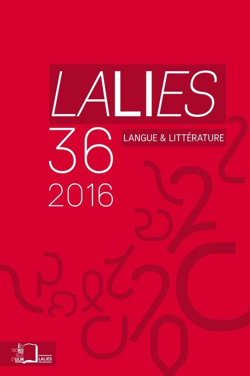 Lalies 36