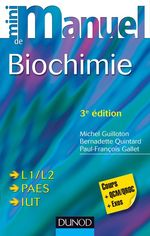 Mini Manuel de Biochimie - 3e �dition