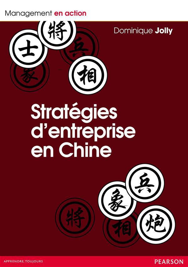 Dominique Jolly Stratégies d'entreprise en Chine