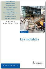Les mobilits