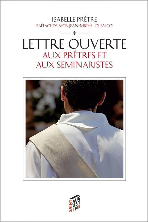 Isabelle Prêtre Lettre ouverte aux prêtres et aux séminaristes