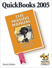Bonnie Biafore Quickbooks 2005: the missing manual