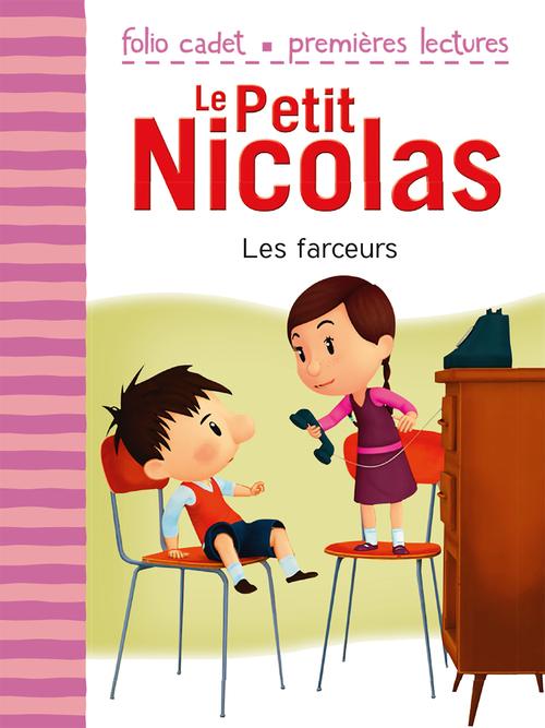 Emmanuelle Kecir-Lepetit Le Petit Nicolas (Tome 35) - Les farceurs