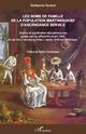 Les noms de famille de la population martiniquaise d'ascendance servile origine et significa