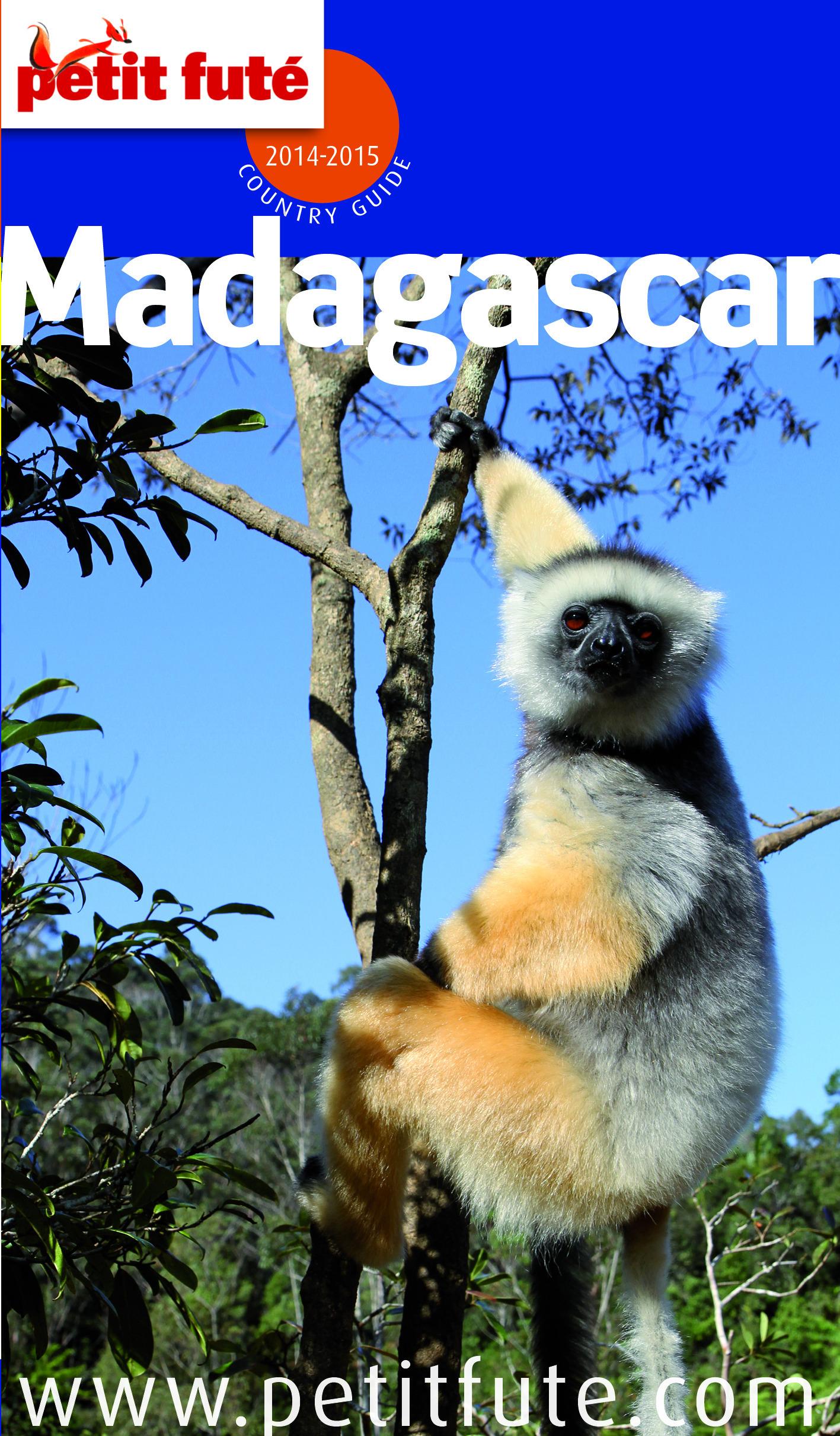 Madagascar 2014-2015 Petit Futé (avec cartes, photos + avis des lecteurs)