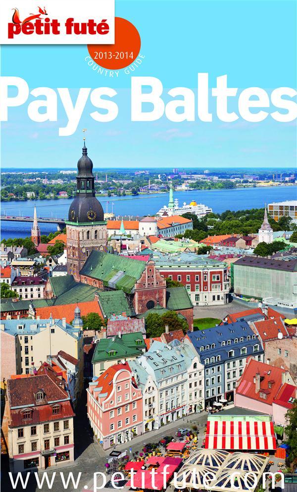 Collectif Petit Fute Pays Baltes (édition 2013-2014)