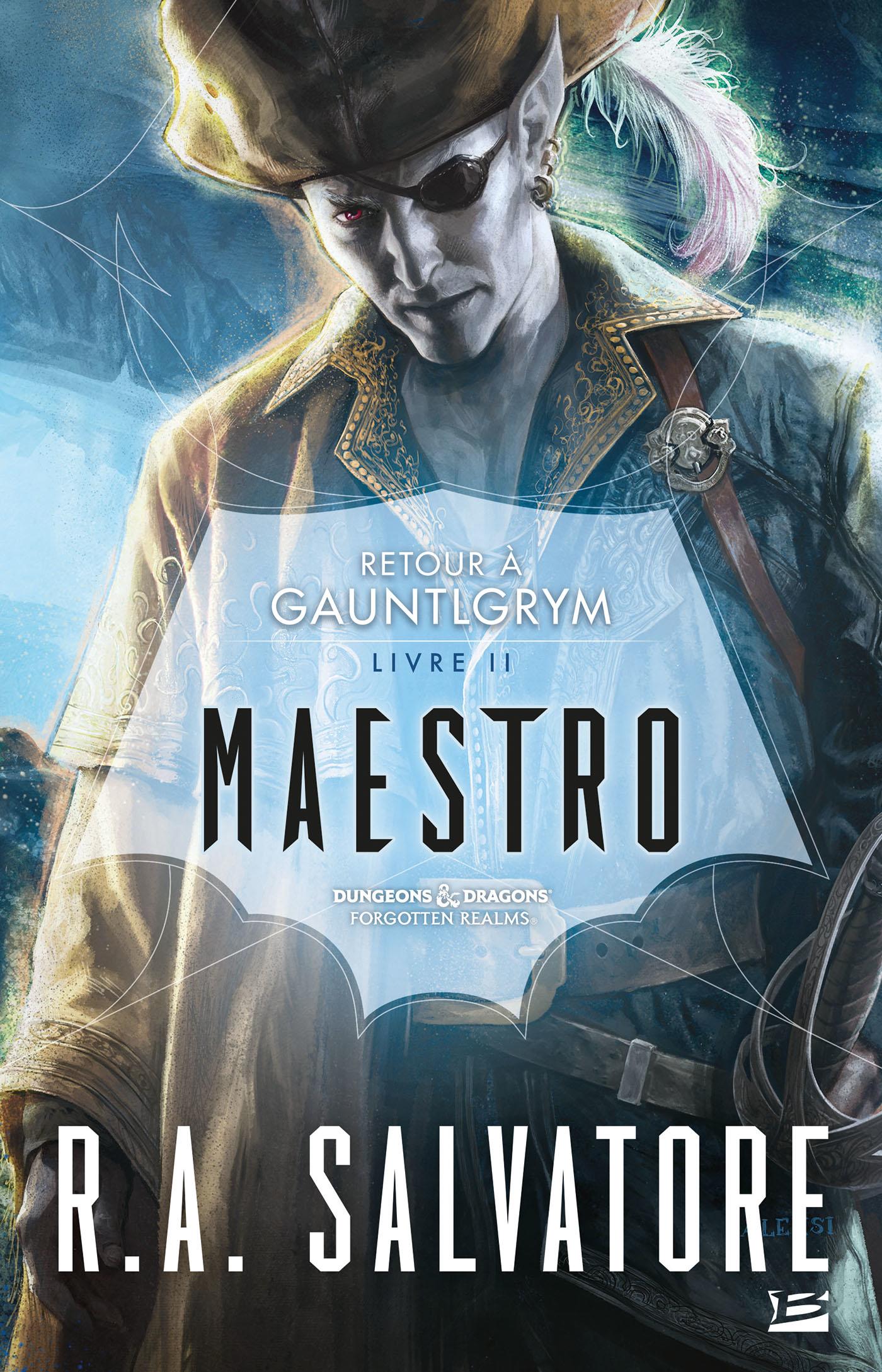 R.A. Salvatore Maestro