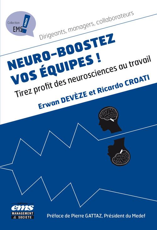 Ricardo Croati Neuro-boostez vos équipes !