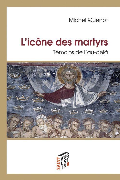 L'icône des martyrs