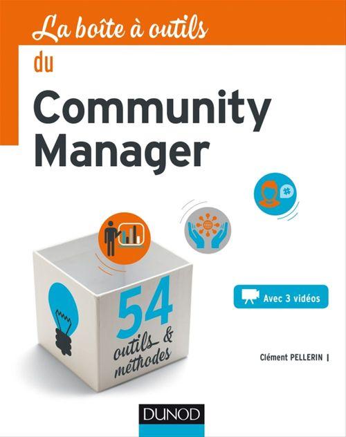 Clément Pellerin La Boîte à outils du Community Manager