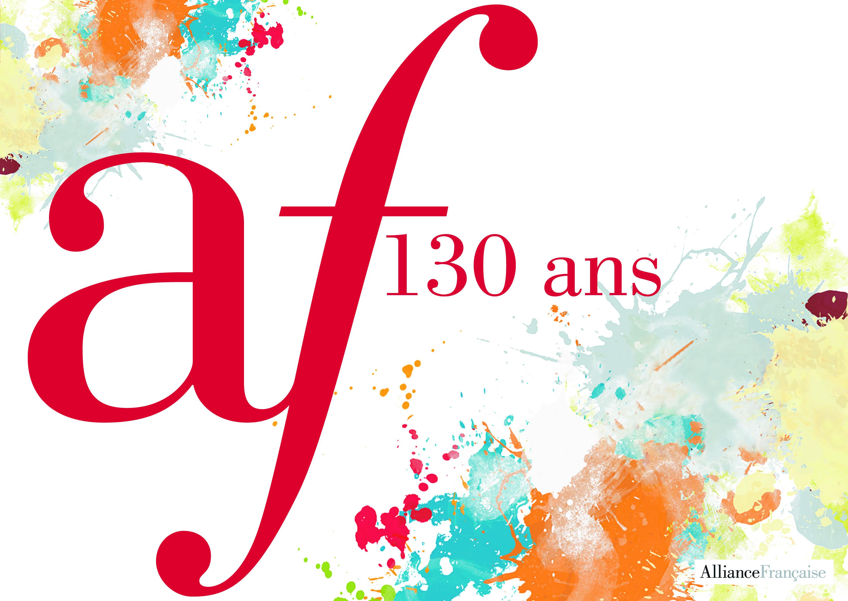 Alliance Française Alliance Française 130 ans