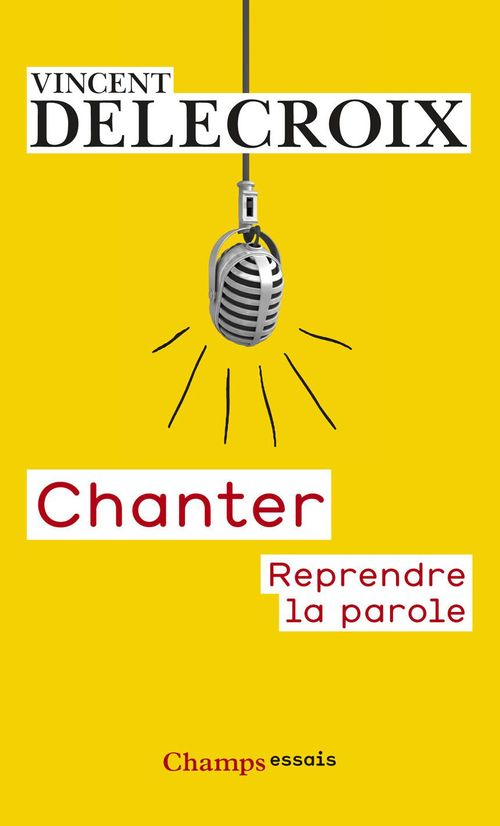 Vincent Delecroix Chanter