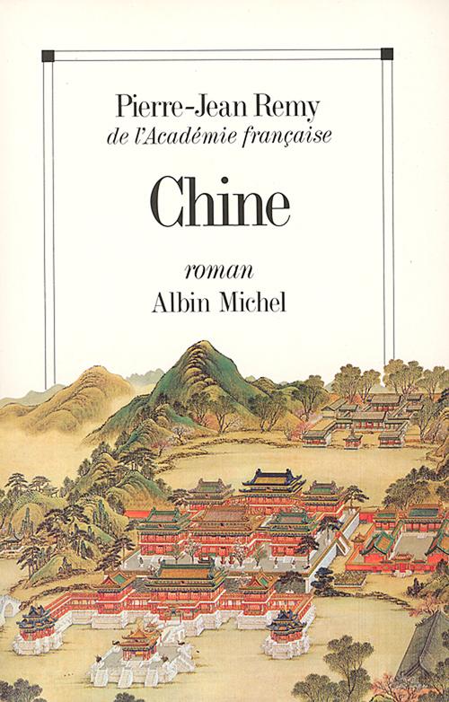 Pierre-Jean Remy Chine