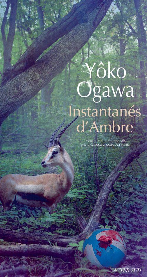 Yôko Ogawa Instantanés d'Ambre