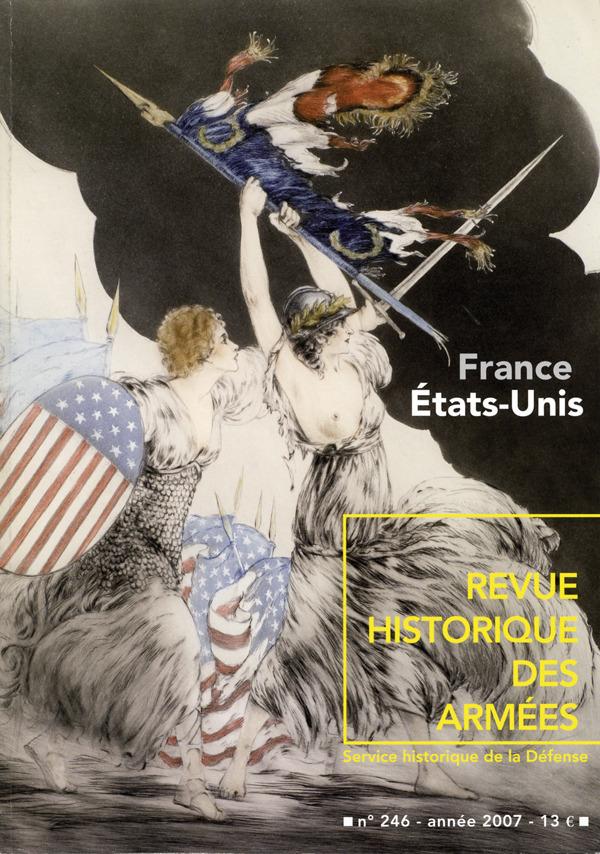 Service historique de la Défense 246 | 2007 - France-Etats-Unis - RHA