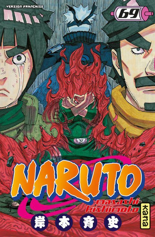 Masashi Kishimoto Naruto - Tome 69 - Naruto T69
