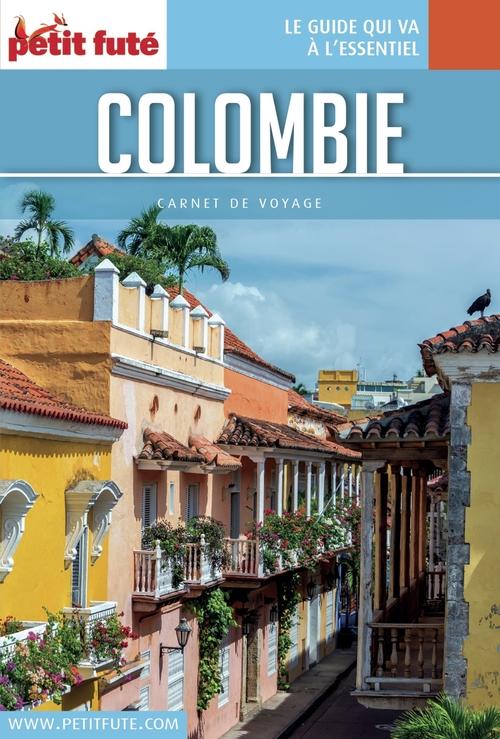 COLOMBIE 2016 Carnet Petit Futé