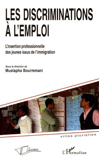 Mustapha Bourmmani LES DISCRIMINATIONS A L'EMPLOI