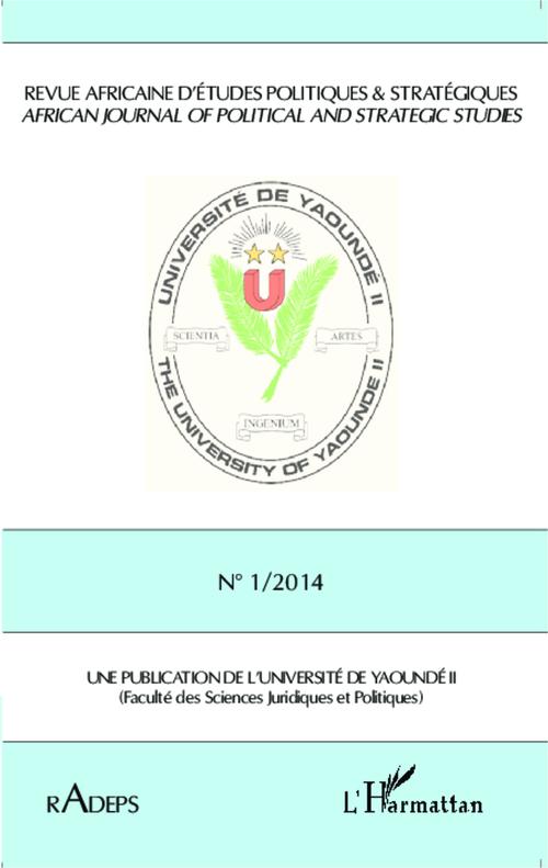 Collectif Revue Africaine d'Etudes Politiques & Stratégiques RADEPS