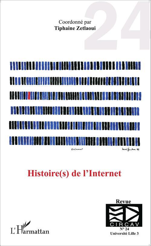 Tiphaine Zetlaoui Histoire(s) de l'Internet