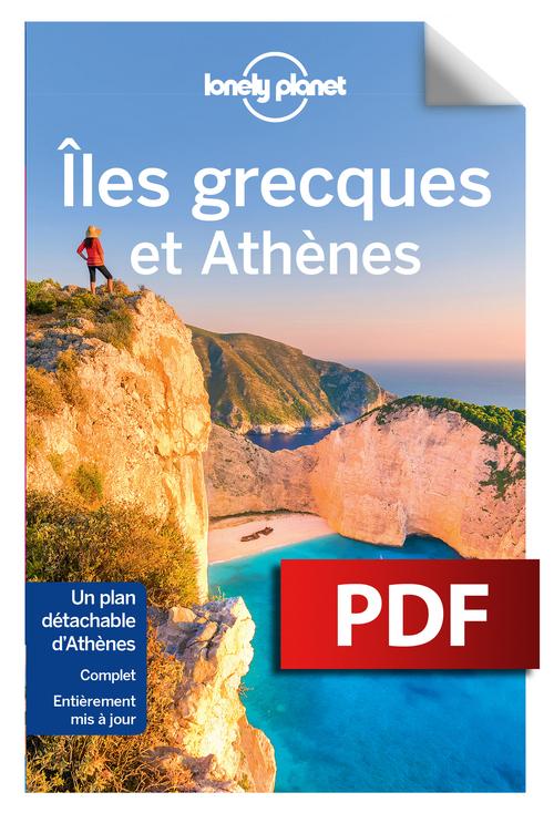 Planet Lonely Îles grecques et Athènes - 10ed