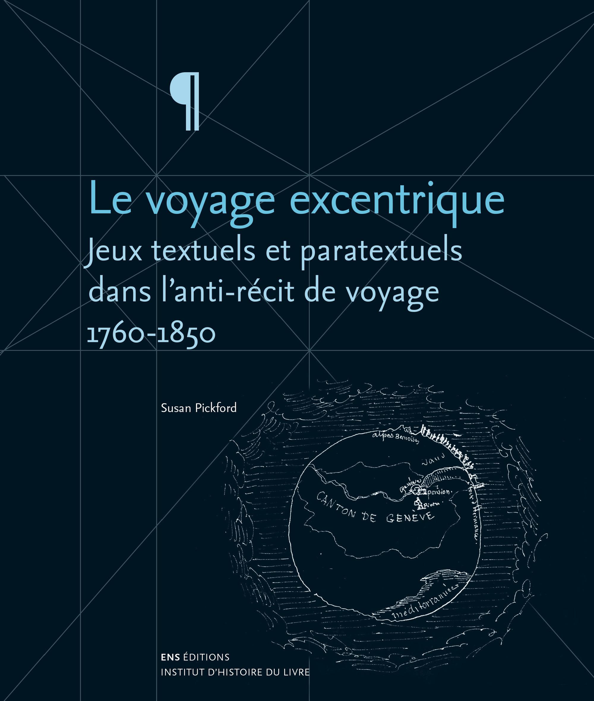Susan Pickford Le voyage excentrique
