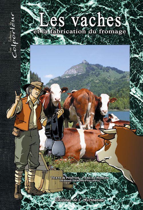 Les vaches et la fabrication du fromage