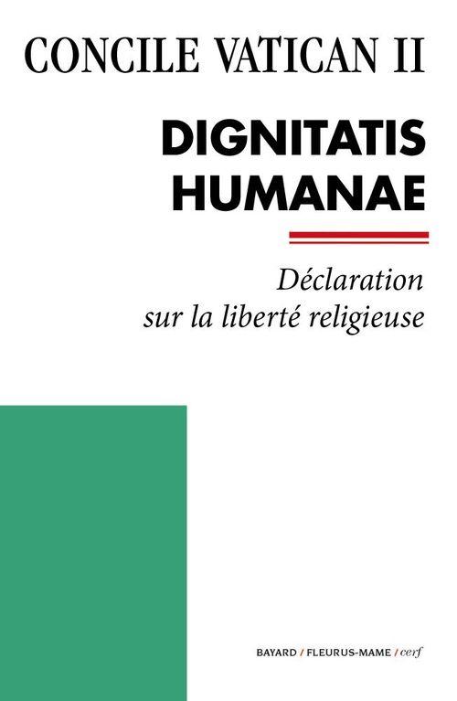 Concile Vatican II Dignitatis Humanae
