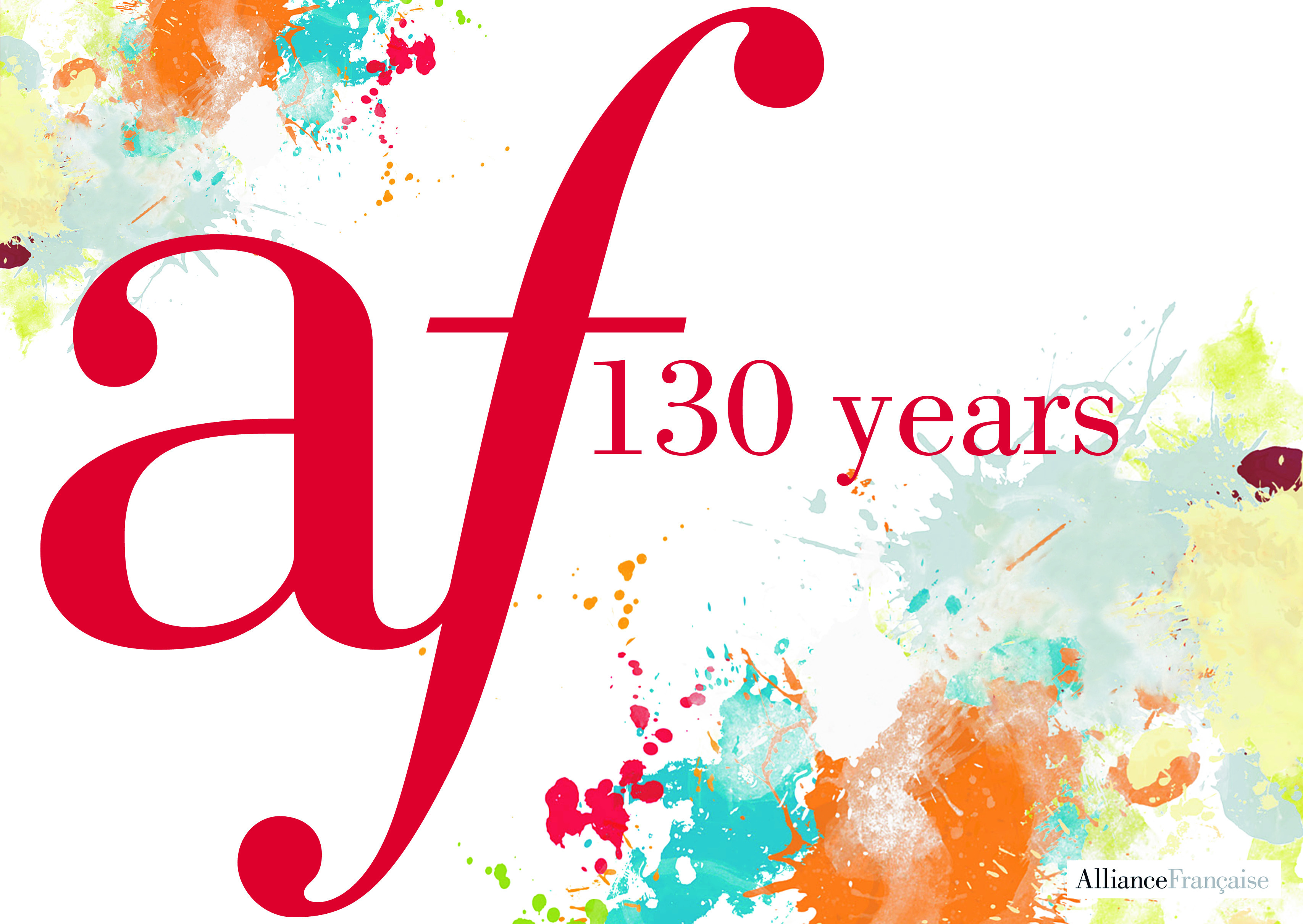Collectif Alliance Française 130 years