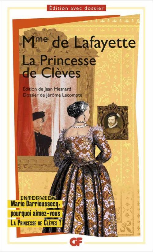 Madame de La Fayette La Princesse de Clèves