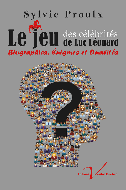 Le jeu des célébrités de Luc Léonard