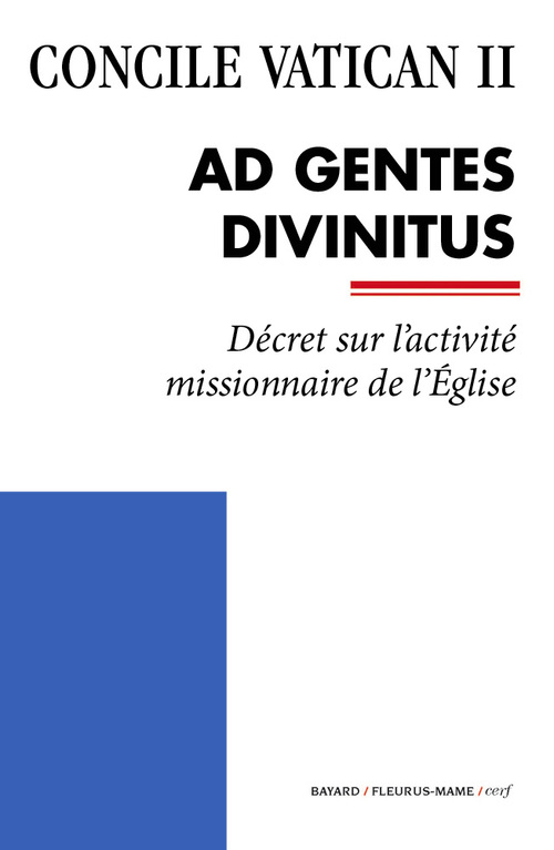 Concile Vatican II Ad Gentes Divinitus
