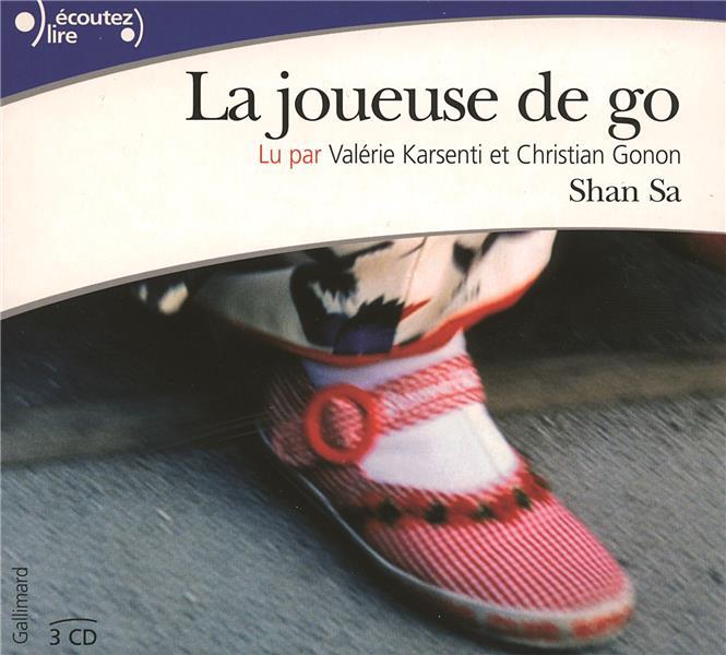 SHAN SA - LA JOUEUSE DE GO [MP3 192KBPS]