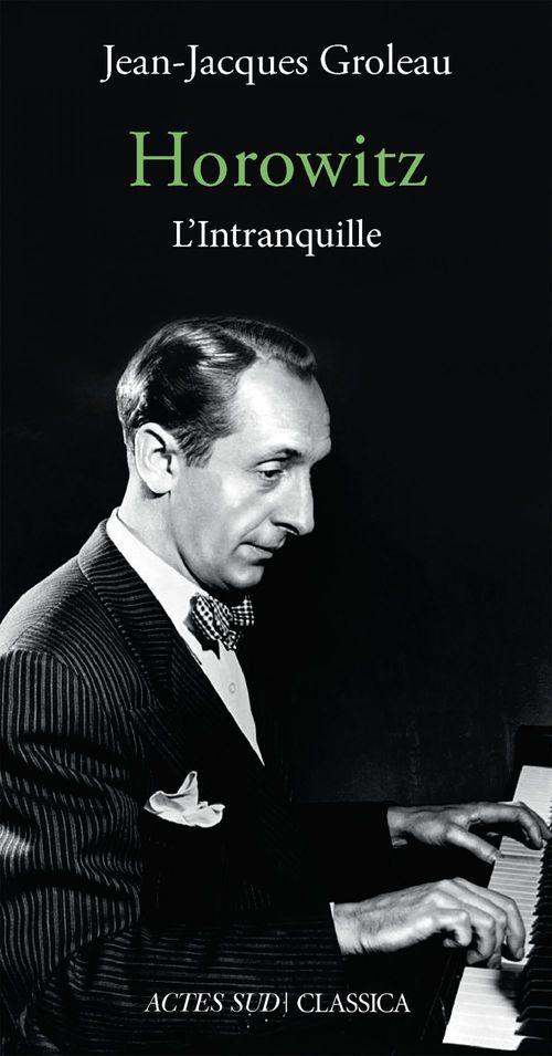 Jean-Jacques Groleau Horowitz