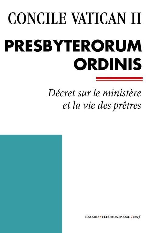 Presbyterorum Ordinis