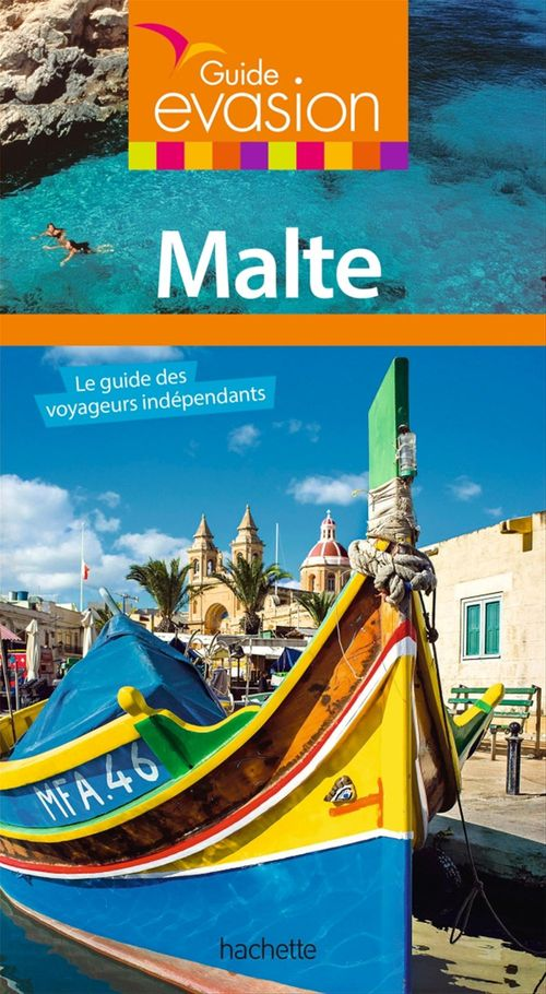 Collectif Guide Evasion Malte