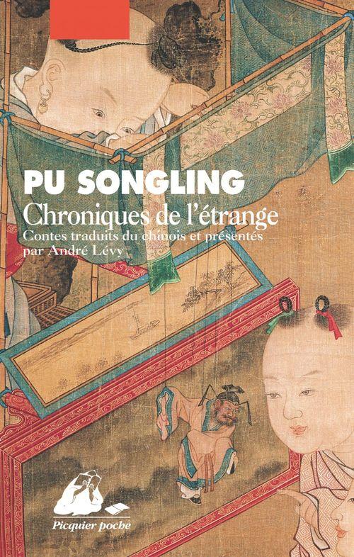 Songling PU Chroniques de l'étrange