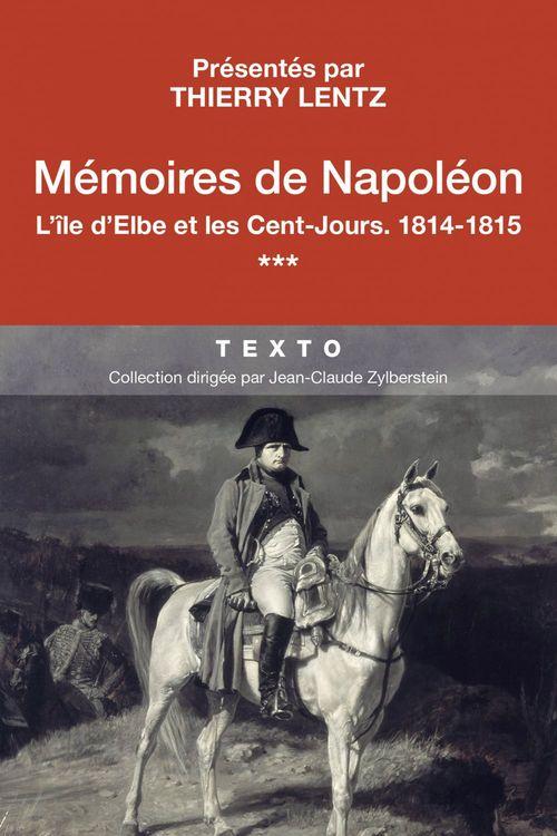 Mémoires de Napoléon ***