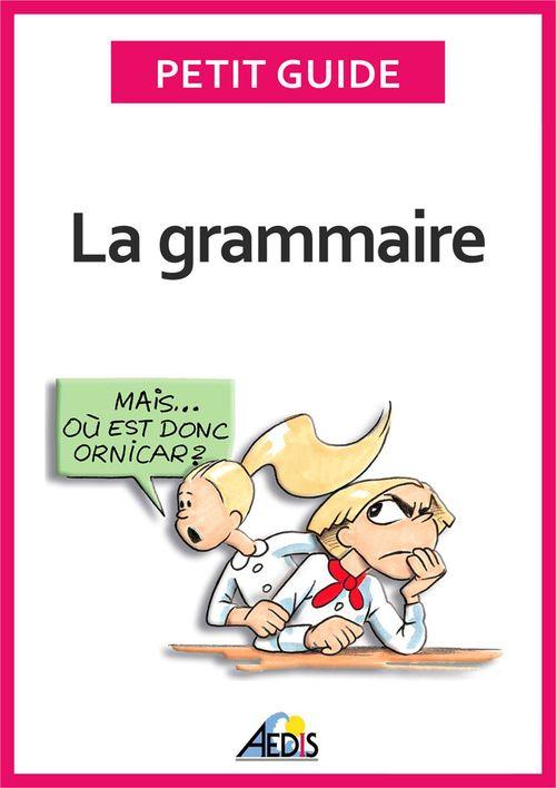 Petit Guide La grammaire