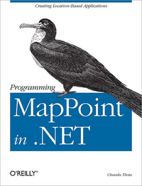 Chandu Thota Programming MapPoint in .NET