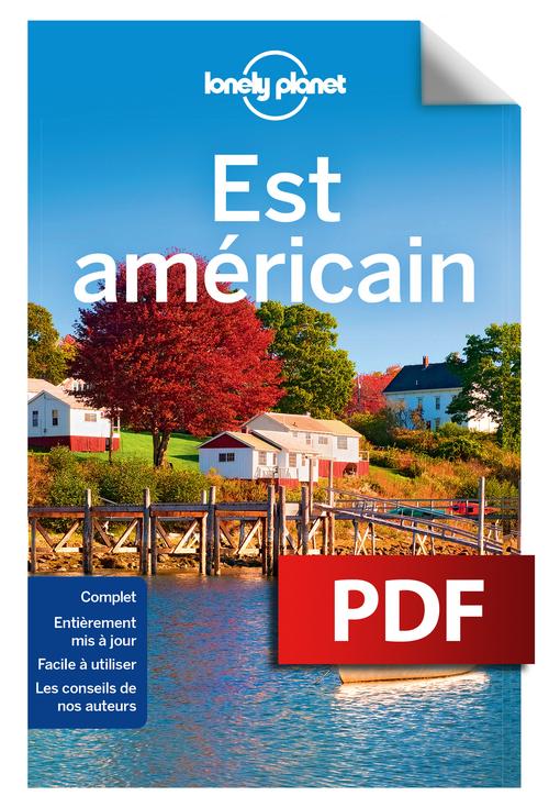 Planet Lonely Est américain 4ed