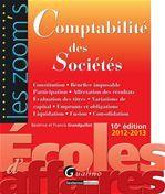 Comptabilité sociétés 2012-2013 (10e édition)