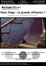ActuaLitt t.1 ; Paris Plage : la grande affluence ?