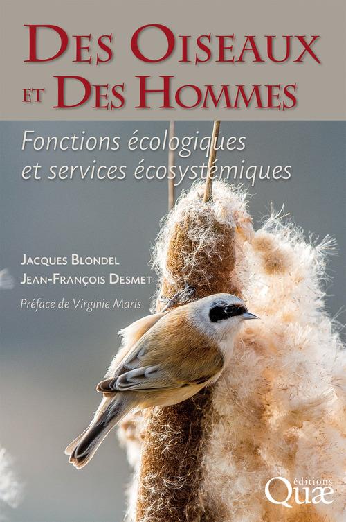 Jacques Blondel Des oiseaux et des hommes
