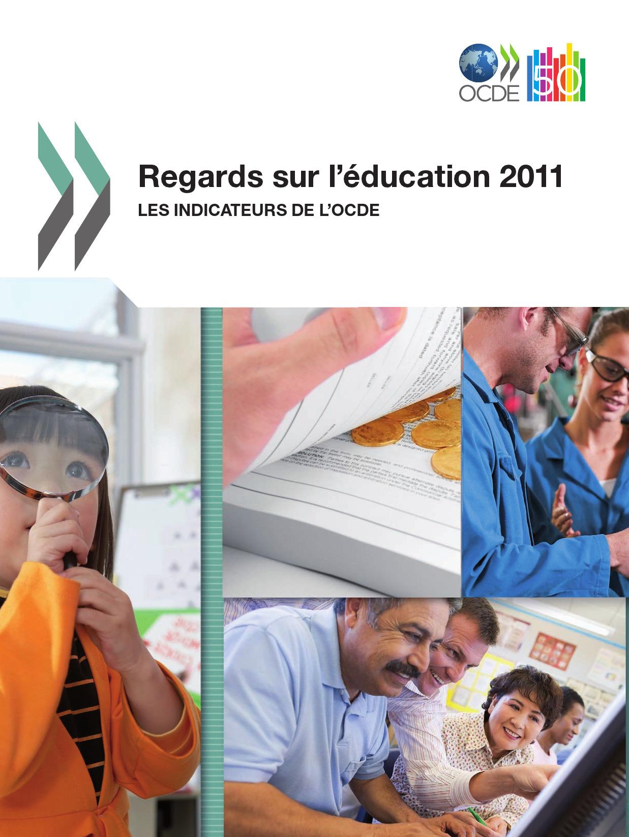 Collectif Regards Sur L'Education 2011