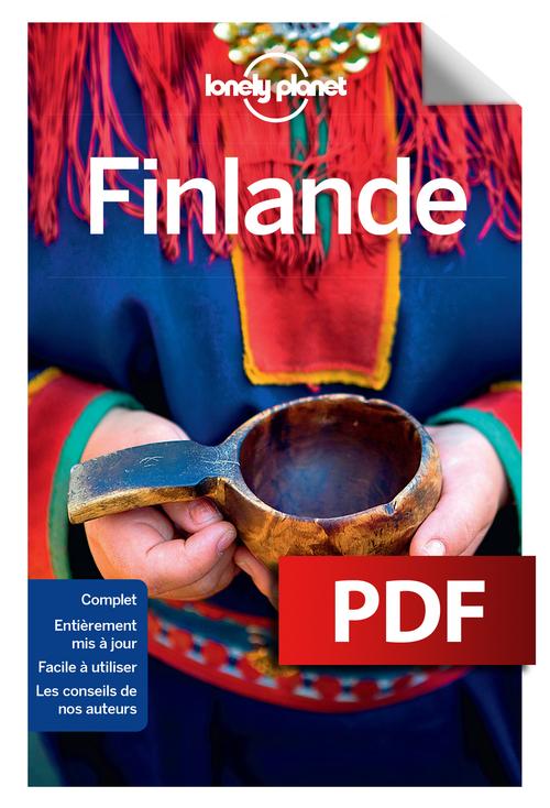 Planet Lonely Finlande - 3ed