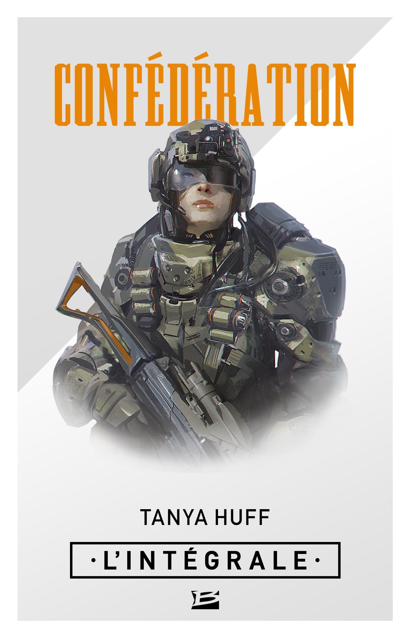 Tanya Huff Confédération - L'Intégrale