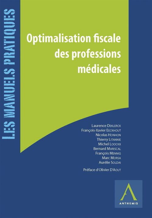 Collectif Optimalisation fiscale des professions médicales